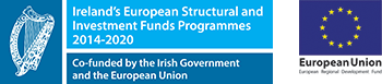 Ireland's European Structural Investment Funds Programmes, Eurpean Regional Development Fund